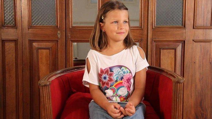 La vérité sort toujours de la bouche des enfants. Une réalisatrice a donné la parole à 8 petites filles lors d'un faux casting... Vous allez être surpris !