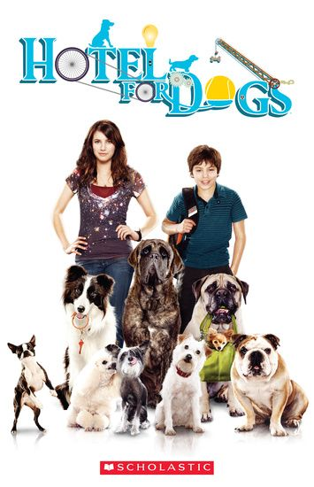 Hotel For Dogs Google Search Tv Movies Books Pinterest Dog