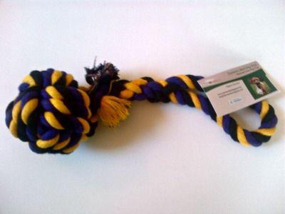 Durable handmade rope toy ownedbyahusky.ca