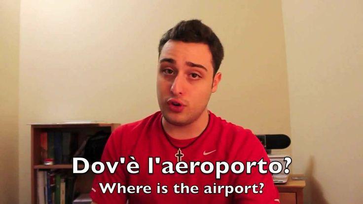 Learn Italian - Travel Phrases (+playlista)