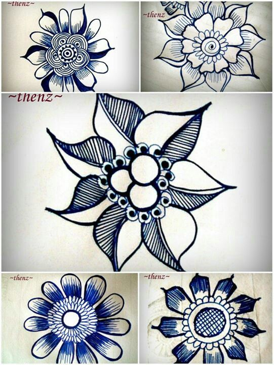 66 best learn henna designs images on Pinterest | Henna tattoos ...