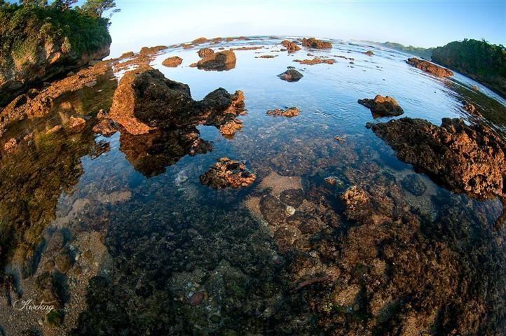 Ngliyep Beach, Malang