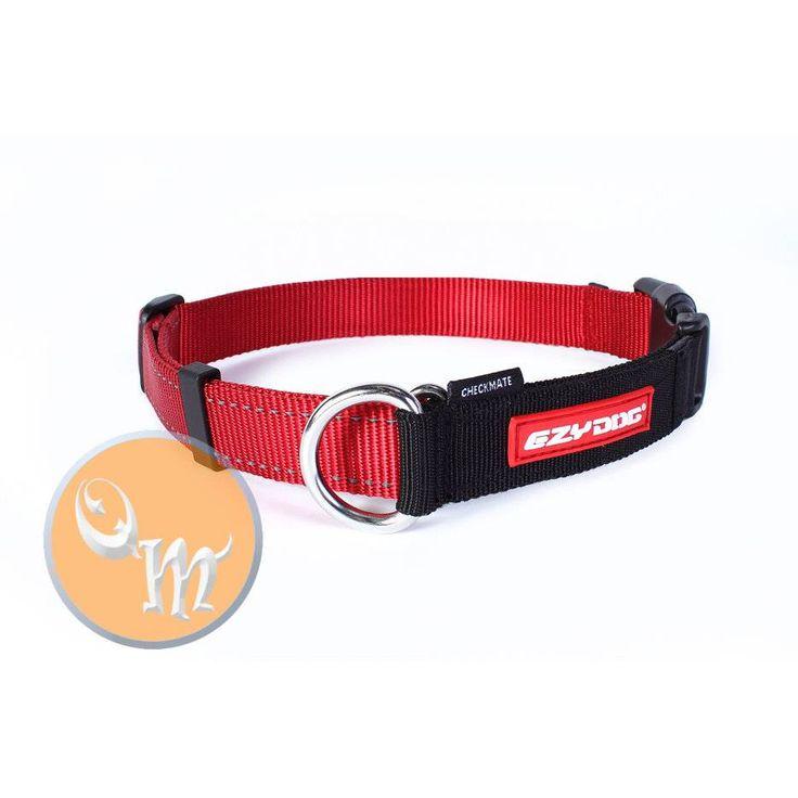 De checkmate halsband is een half-slip model die net voldoende bewegingsruimte geeft maar wel controle houdt. Met dit halsband kunt u uw hond uitstekend op een diervriendelijke en veilige manier socialiseren en trainen.