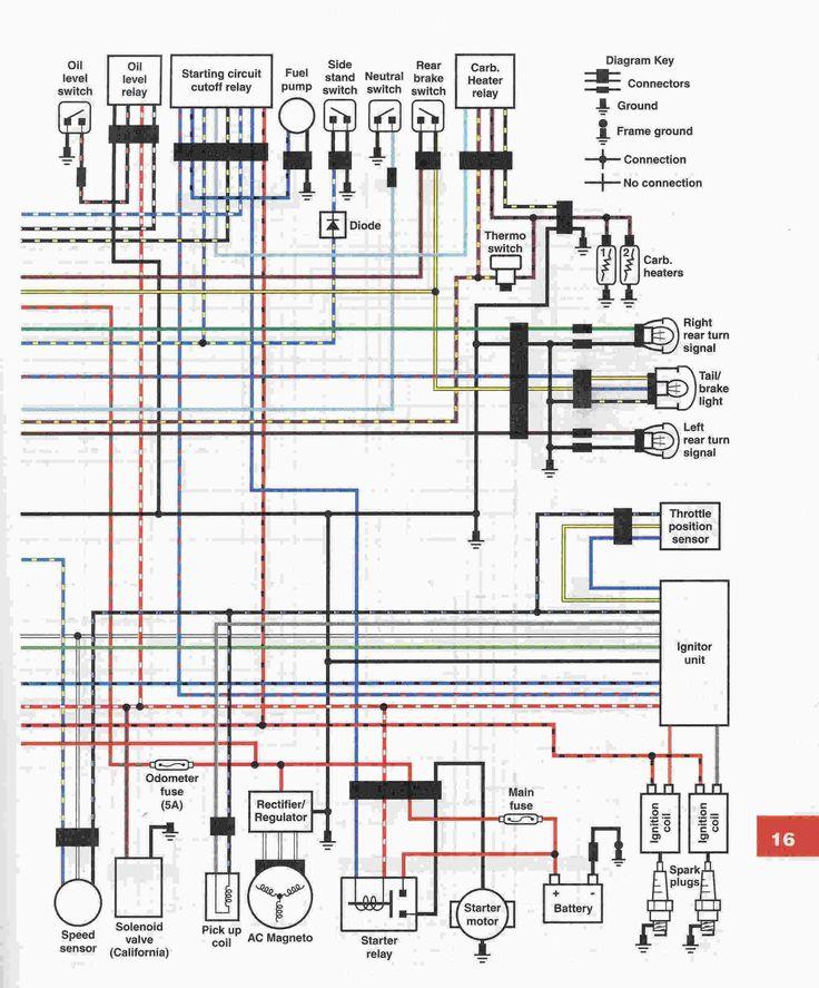 Lovely Wiring Diagram Xs650 diagrams digramssample