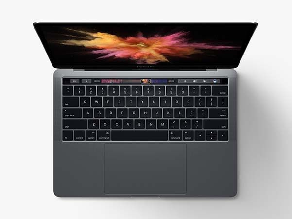 Apple New MacBook Pro with Touch Bar and Touch ID