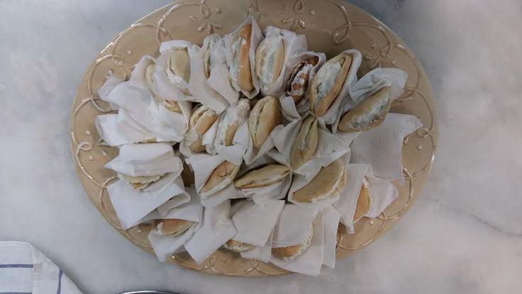 Tzatziki con panes de pita con thermomix®