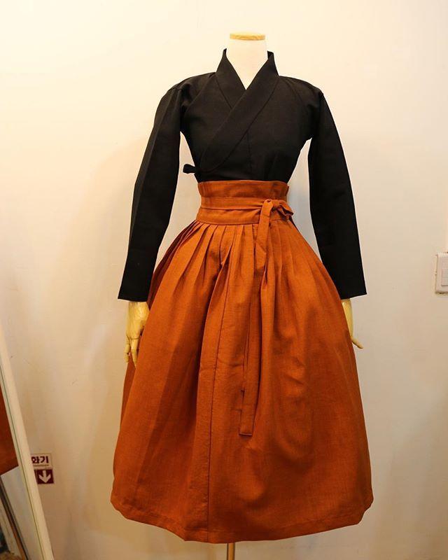 Hanbok : Korean Casual Dress (Modern)