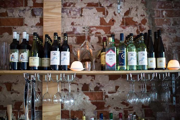Name the Lane. Newcastle NSW Australia #smallbar #bar #restaurant www.hunterhunter.com.au