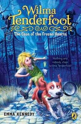 Wilma Tenderfoot: The Case of the Frozen Hearts by Emma Kennedy, Click to Start Reading eBook, A humorous detective series for fans of Roald Dahl and Lemony Snicket! Wilma Tenderfoot, a tiny, bras
