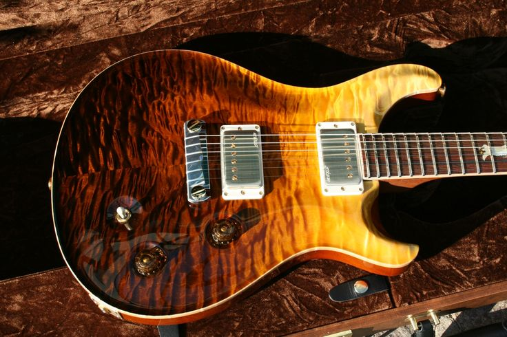 PRS Paul Reed Smith-Privat Stock-2013-Sandstorm
