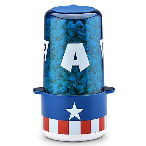 Captain America Gets A Patriotic Line Of Kitchen Appliances – That's Nerdalicious!
