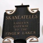It was always so funny to me that this town's name is pronounced Skinny-atlas. Skaneateles, NY. The jewel of the Finger Lakes.