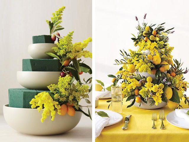 Ideas about fruit centerpieces on pinterest events