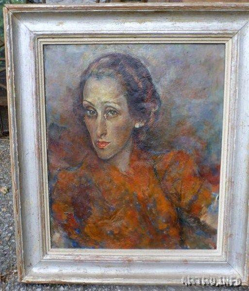 Портрет женщины (Мама)