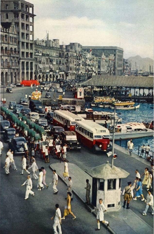 HongKong 1954