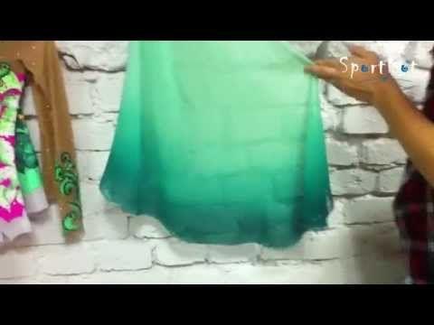 Покраска платья от SportKot - видеоролики на Nofollow.Ru