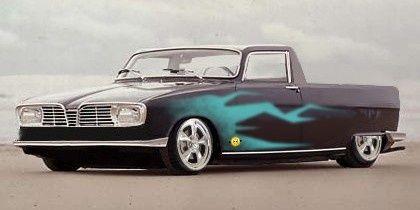 Renault 16 pick-up