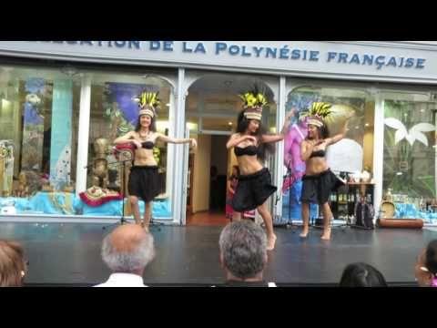 O Tahiti Nui - Otea - FDLM 2016 - YouTube