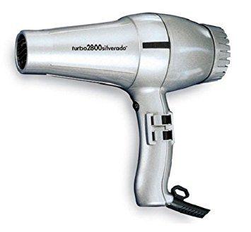 Turbo Power 313A Turbo 2800 Silverado Coldmatic Professional Hair Dryer Review