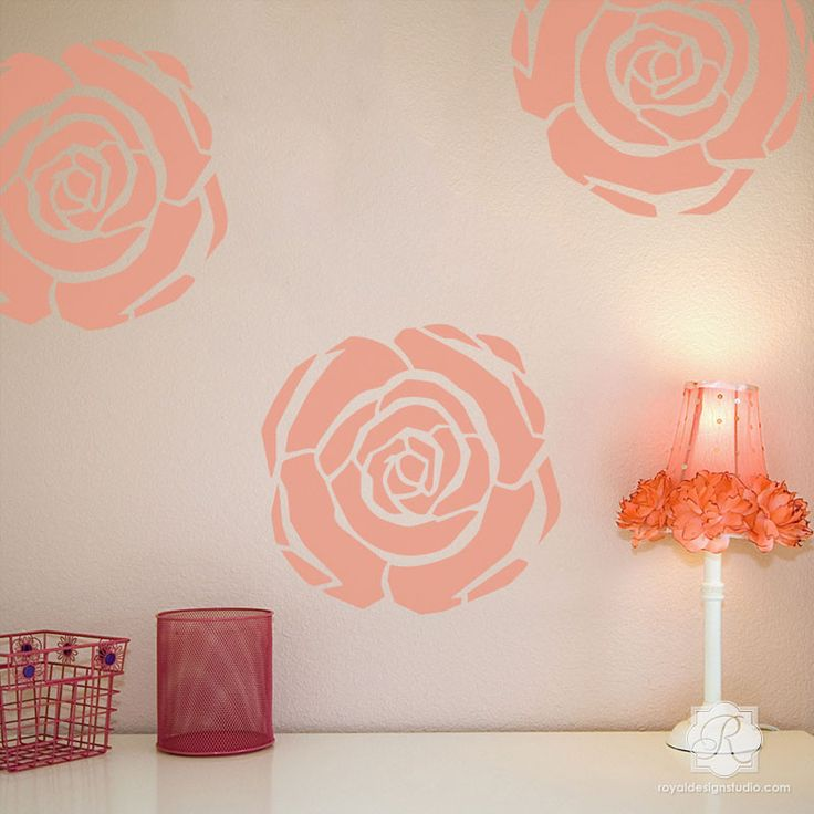 260 best images about nursery kid 39 s room stencils on - Wall painting stencils for living room ...