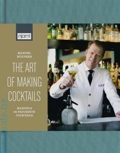Manuel Wauters Cocktailboek