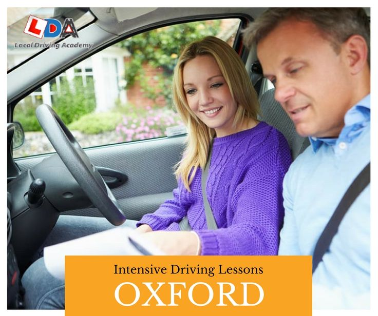 LDA (Local Driving Academy) offers Intensive Driving Courses & Crash Driving Courses in a manual or automatic car with a driving test throughout Oxford. Book your driving lesson online: https://oxfordlda.co.uk/book-online/