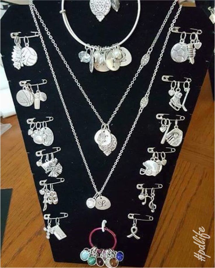 Lovin This Way Of Displaying Keep It Personal And All Our Premier Charms Premierdesigns