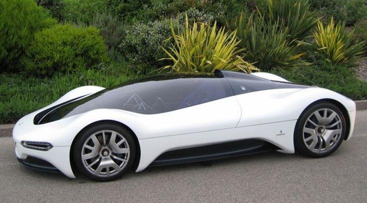 Futuristic Car, Maserati Birdcage 75th baby buy me one!