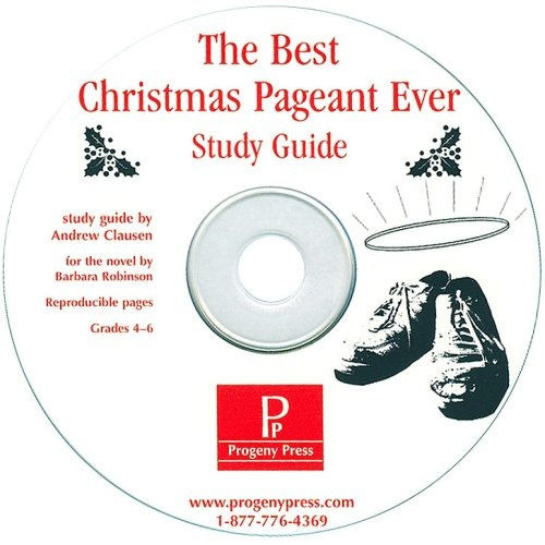 Best christmas pageant ever essay questions