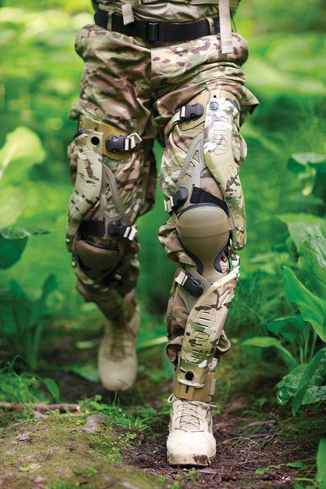 U.S. Army & Marines To Trial The PowerWalk Kinetic Energy Harvester   Popular Airsoft