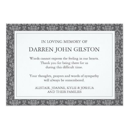 Best 25+ Funeral Invitation Ideas On Pinterest Funeral Ideas   Funeral  Announcement Sample  Funeral Announcement Sample