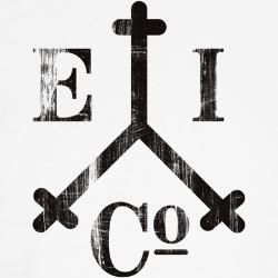 I am loving Taboo - No not just because of Tom Hardy BUT for me a good show is one that has me doing research!  :East india trading company logo wall clock.jpg