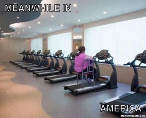 Hahaha.: Picture, Fitness, So True, Funny Stuff, Funnies, Gym, Meanwhile In America, Giggles