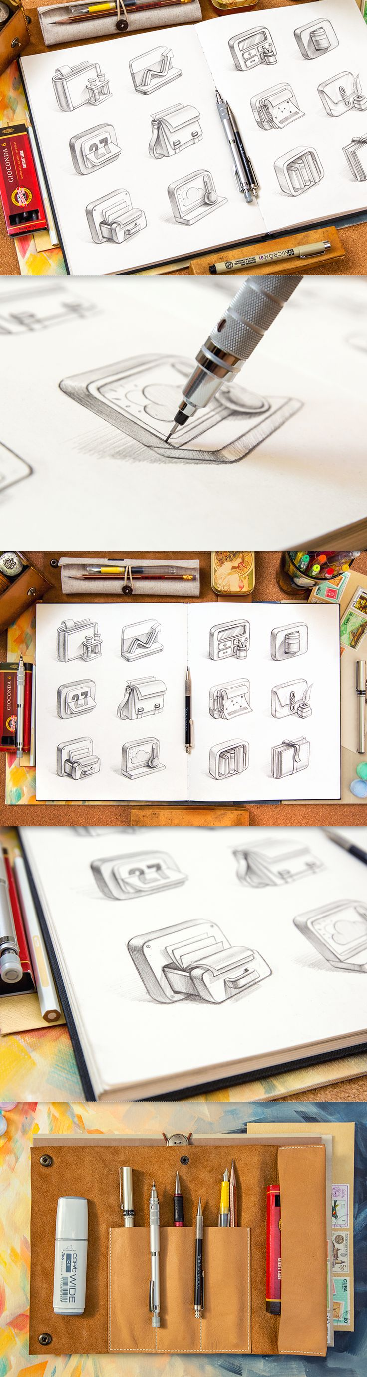 Dribbble - Icons_-_real_size.jpg by Mike | Creative Mints