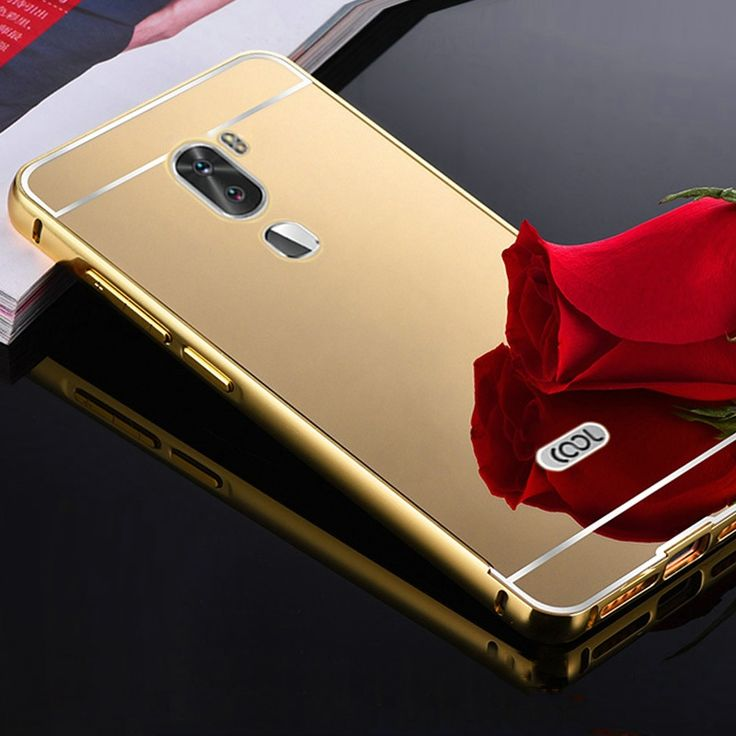 New For Letv LeEco Cool 1 Case Mirror Back Cover Aluminum Metal Frame Phone Bag Housing Fundas For LeEco Cool1 C106 #clothing,#shoes,#jewelry,#women,#men,#hats,#watches,#belts,#fashion,#style