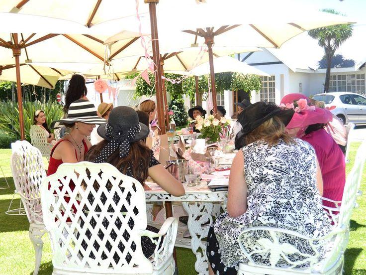 Bride-to-be- tea party