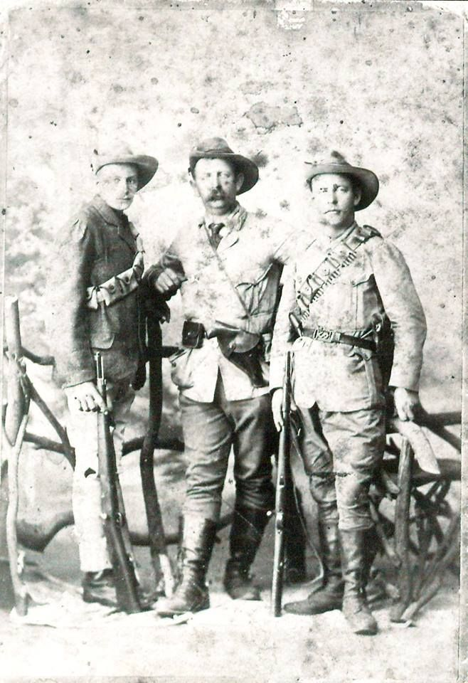 Boer Women in the Anglo-Boer War | - Site of Henri Le Riche