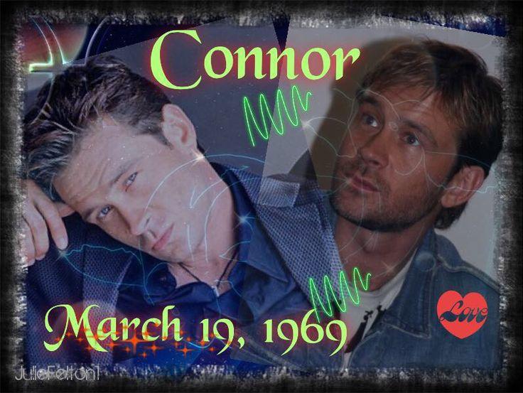 Connor Trinneer 3/19/1969 Capricorn