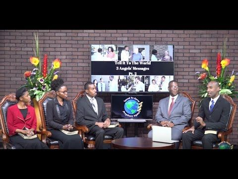 Watch how World Reacts to SDA Logo vs 3 Angels' Logo.1st Angel Preached ...