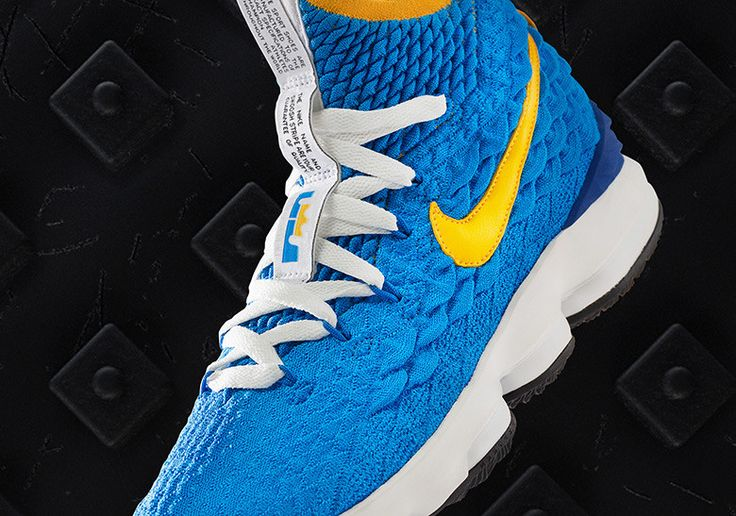 Nike LeBron Watch  LeBron 15 Waffle Trainer PE #thatdope #sneakers #luxury #dope #fashion #trending
