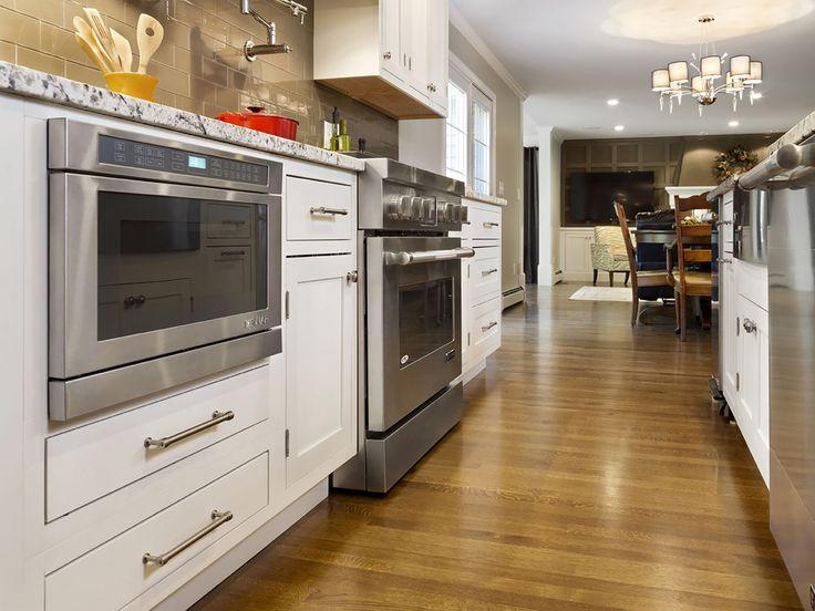 240 best White Kitchen Cabinets images on Pinterest   White ...