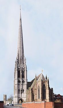 Preston, Lancashire - St. Walburge's Church