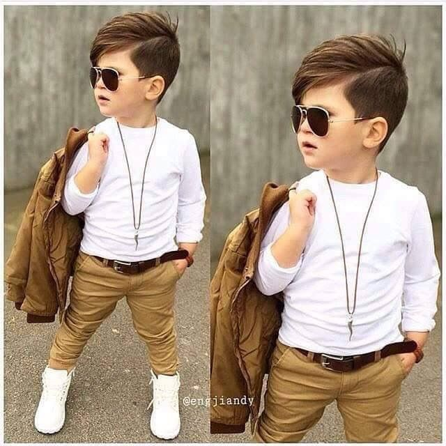 Best Haircuts Images On Pinterest Children Hairstyles Hair - Cool hairstyle for toddler boy