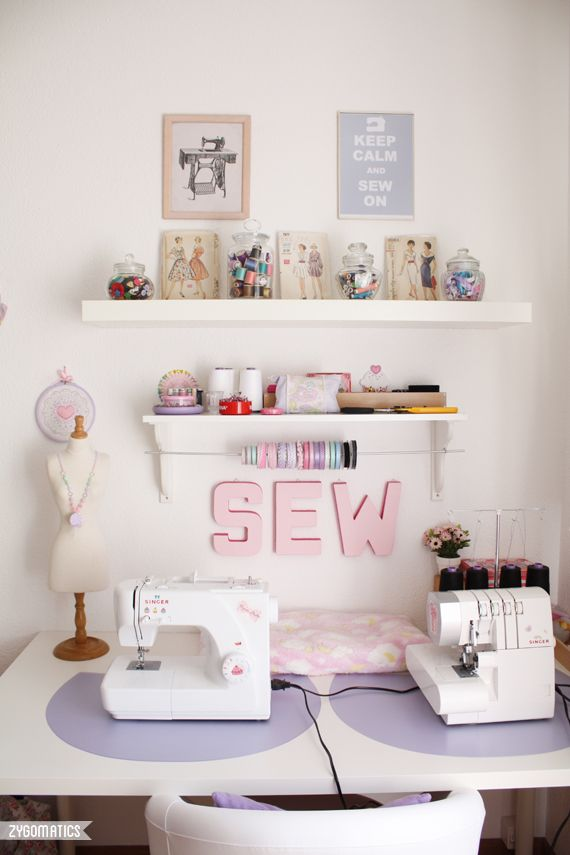 {Home} Mon coin couture / My sewing corner |