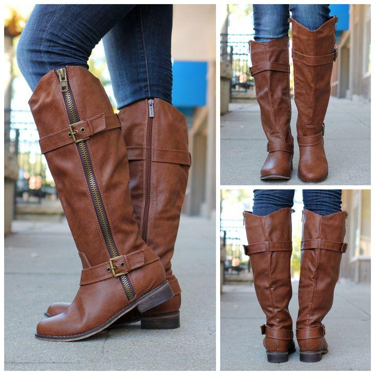 Tan коляното Висока езда Boot Rider-22 |  uoionline.com: Дамски дрехи Boutique: