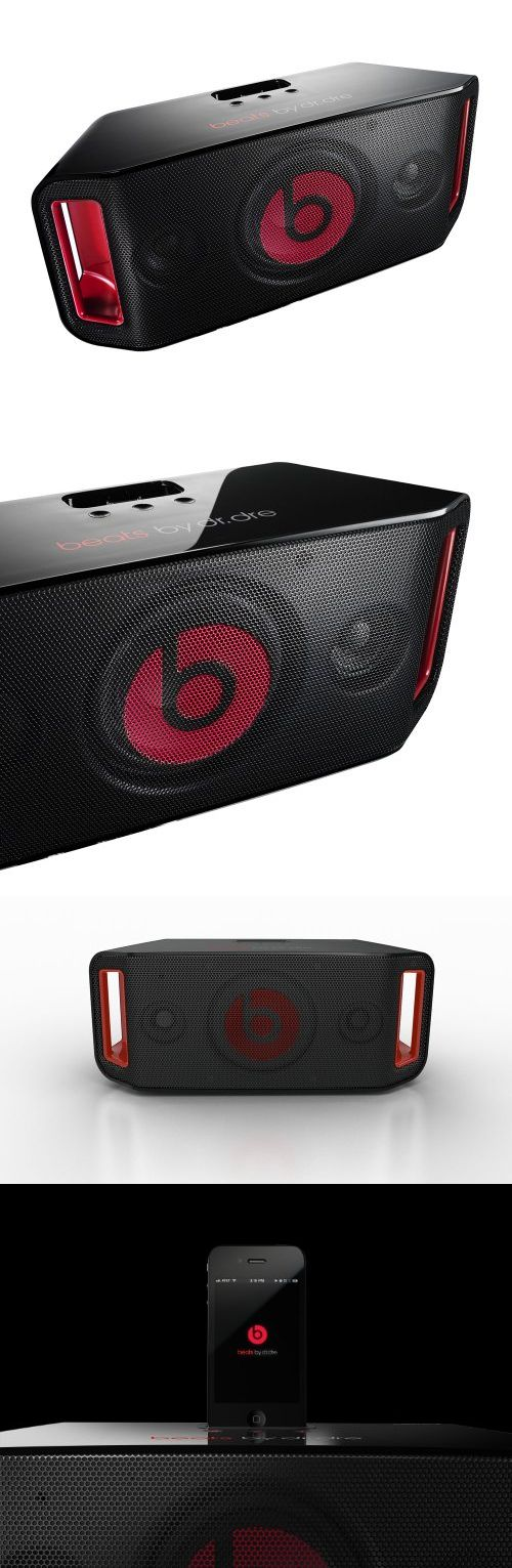Beats by Dr. Dre Bluetooth Wireless Speaker (OLDEST), Bluetooth Enabled. Up To 4 Devices can be paired., #Electronics, #Speaker Systems, $299.95