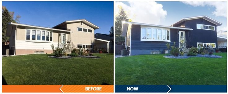Painting your stucco siding the Spray-Net way will make it look like new again! Plus, their elastomeric coating can help prevent cracking in the future.