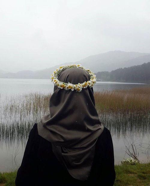 รูปภาพ hijab and muslim