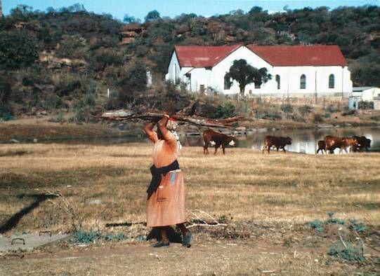 photos+of+mochudi+botswana | Rural life in Mochudi village, September 1981