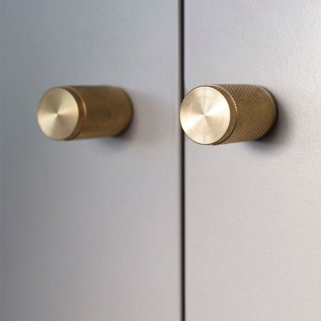Buster + Punch knobs handles on The Workshop, by Minale + Mann furniture